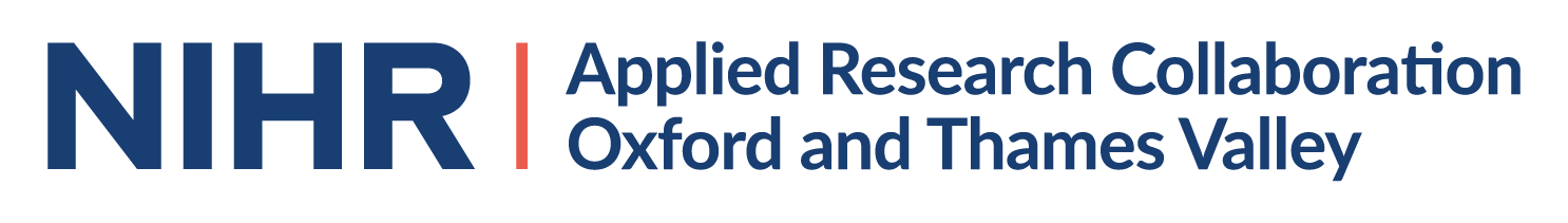 NIHR applied research oxford thames valley logo
